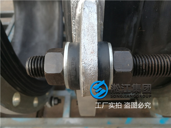 活性炭水处理DN1800高温软连接定制服务